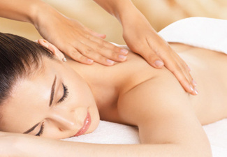 relaxation massage, massage Mont Tremblant