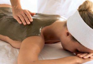 Ono spa Mont Tremblant, body wrap treatment