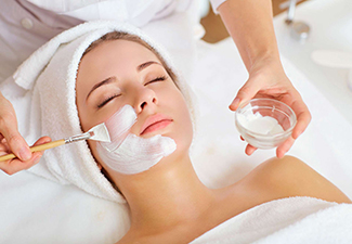 spa in Mont Tremblant, facial treatments spa