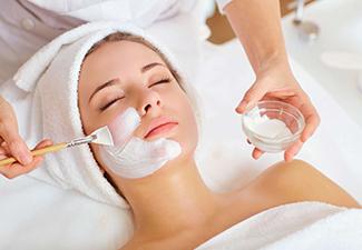 anti-aging facial Tremblant, spa